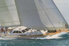 Luxury Charter Yacht Gitana - Sailing 2